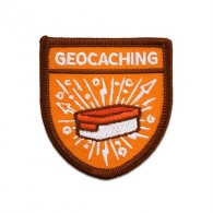 """Geocaching """"Scout"""" patch"""