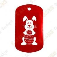 """Traveler """"Easter Bunny"""" - Red"""