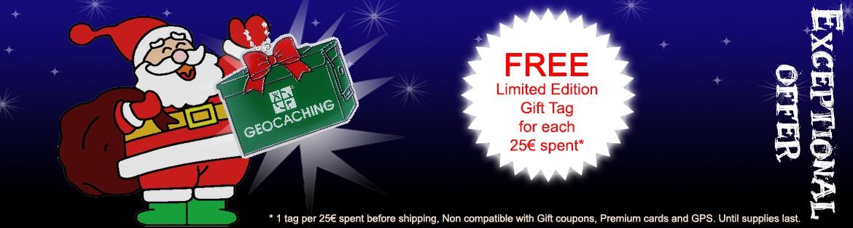 Free Gift tag