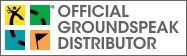 Official GroundSpeak Distributor