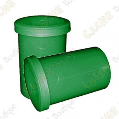 Film canister x 10 - Verde