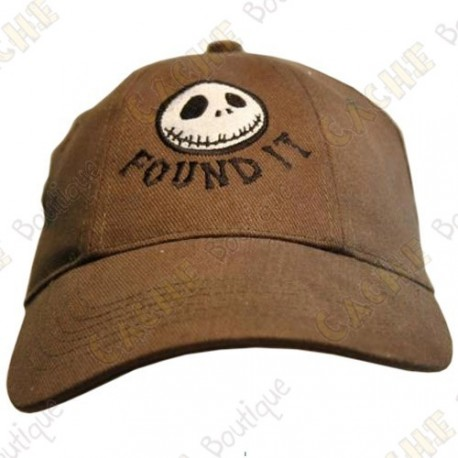 "Gorra ""Found it"" - Caqui"
