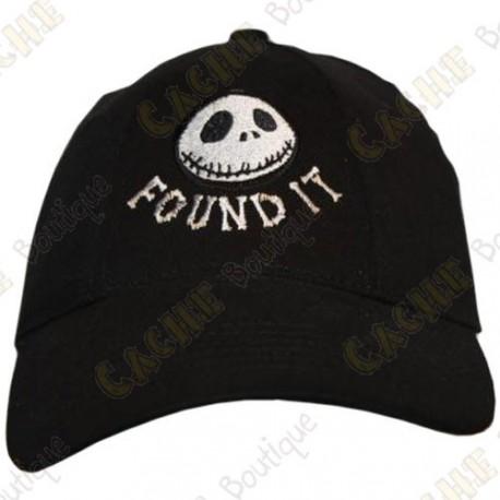 """Cap """"Found it"""" - Black"""