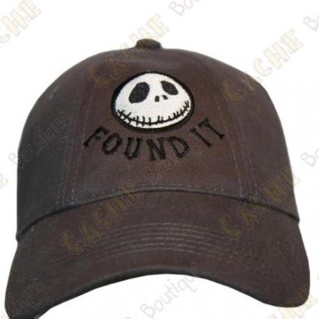 "Cap ""Found it"" - Grey"