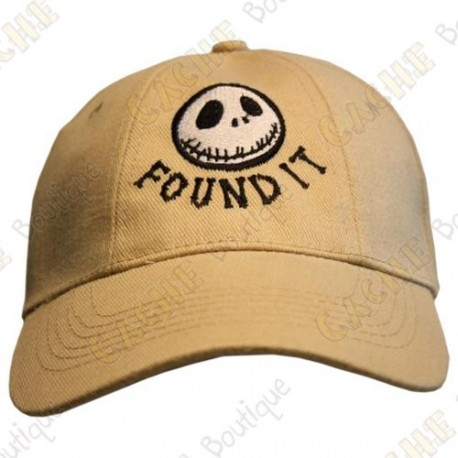 "Cap ""Found it"" - Sand"