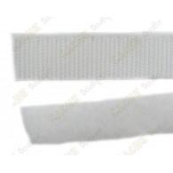 Velcro 50 cm - Blanco