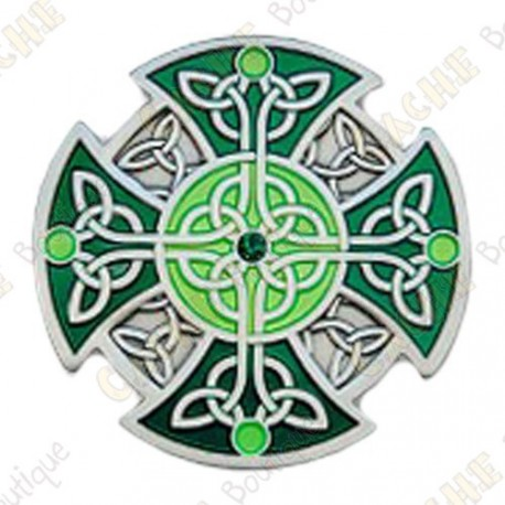 "Geocoin ""Celtic Knot"""