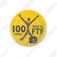 Geo Score Button - 100 FTF
