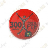 Geo Score Badge - 300 FTF