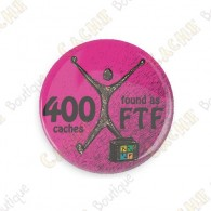 Geo Score Crachá - 400 FTF