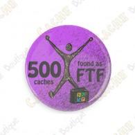 Geo Score Crachá - 500 FTF
