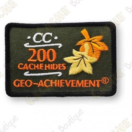 Geo Achievement® 200 Hides - Parche