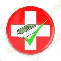 Geo Score Badge - Suisse