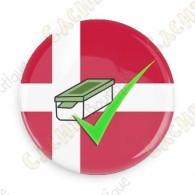 Geo Score Crachá - Dinamarca