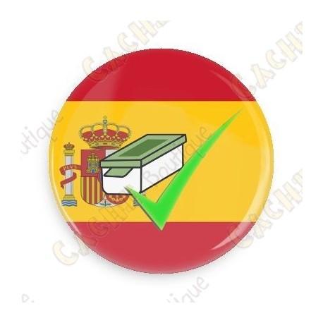 Geo Score Badge - Espagne