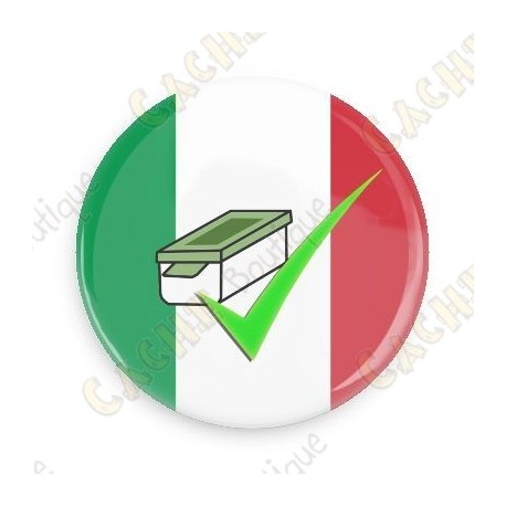 Geo Score Badge - Italie