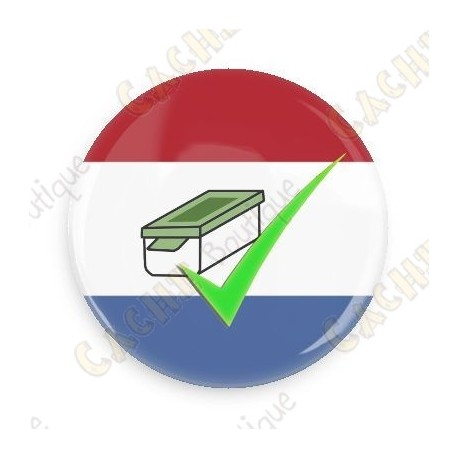 Geo Score Button - Netherlands
