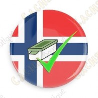 Geo Score Button - Norway