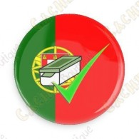 Geo Score Badge - Portugal