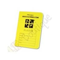 Medium official logbook