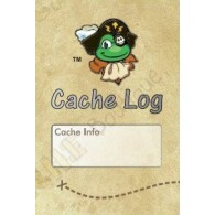 "Little logbook ""Signal Pirate"" - A7"