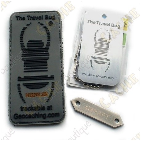 Patch TB trackable - Borracha