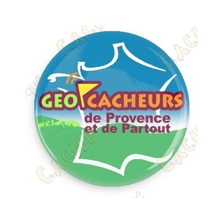 Geocacheurs de Provence button