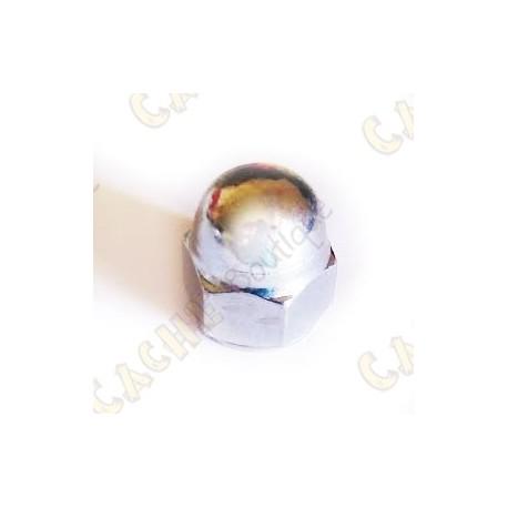Magnetic cap nut