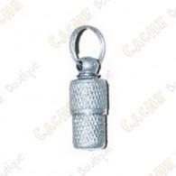 Hanging Nano Cache - Silver