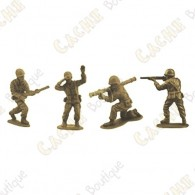 Soldados pequenos - Conjunto de 10