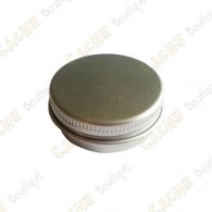 "Magnetic cache ""Tin"" - Round 4cm thin"