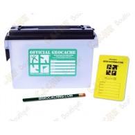 Ammo box de plástico - Caixa para munições