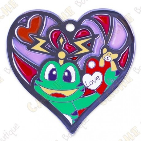 """Geocoin """"Gift of Love"""" - Limited Edition"""
