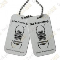 Official Groundspeak Travel Bug.