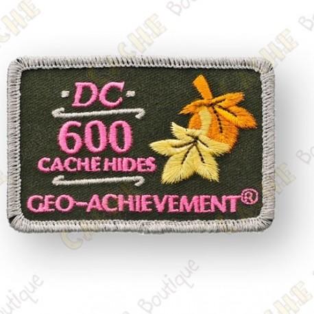 Geo Achievement® 600 Hides - Parche