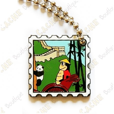 Geo-Stamp - Asia