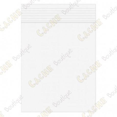 Bolsa Zip x10 - 9 x 13 cm