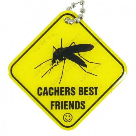"Traveler ""Cachers Best Friend"" - Le moustique"