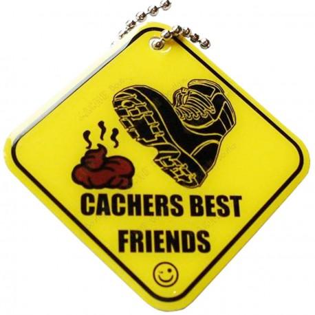 """Traveler """"Cachers Best Friend"""" - Poo"""