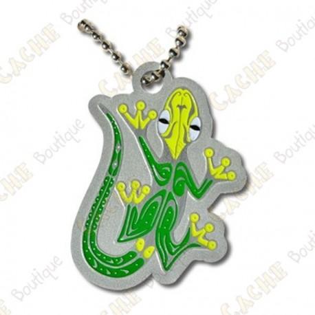 """Traveler """"Gecko"""" - Green"""