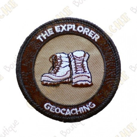 "Patch ""7 souvenirs of August"" - The explorer"