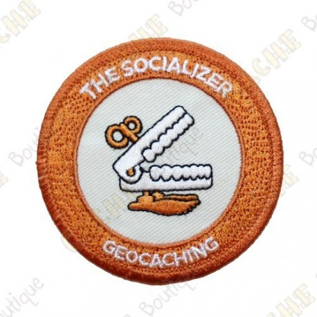 "Patch ""7 souvenirs of August"" - The socializer"