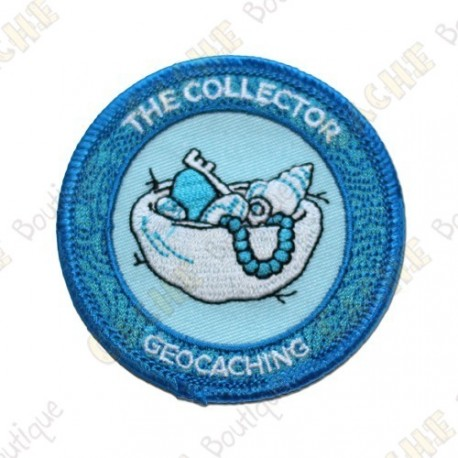"Patch ""7 souvenirs of August"" - The collector"