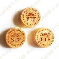 Pièces en bois FTF, STF, TTF