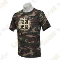 """Camiseta """"Cache Attack"""" - Camuflaje"""