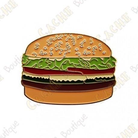 """Géocoin """"Fast Food"""" - Burger"""