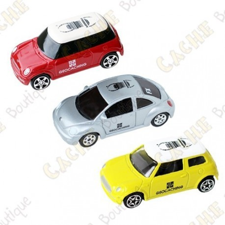 Trackable cars - Pack of 3