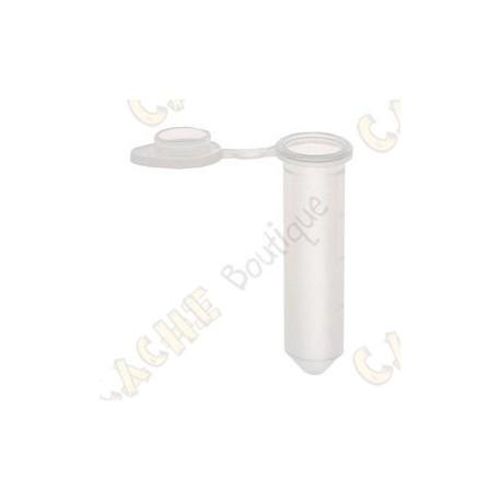 Micro Tube 2,0 ml x 10 - Transparent
