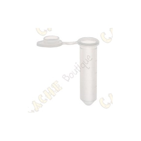 Micro Tube 2,0 ml x 10 - Transparente