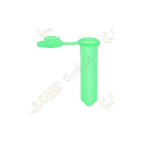 Micro Tube 2,0 ml x 10 - Green